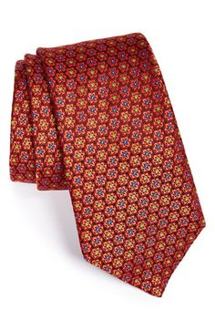 Ted Baker London Woven Silk Tie   Nordstrom: Pantone Color of the Year 2015 Marsala