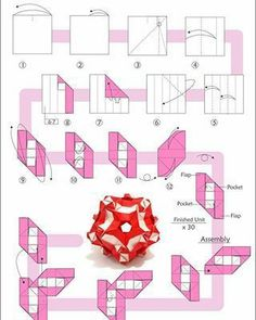Gato Origami, Origami Yoda, Origami And Kirigami, Origami Ball, Origami Fish, Origami Dragon, Paper Crafts Origami, Diy Origami, Origami Ideas