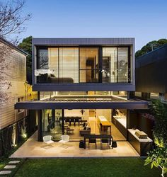 "865 Likes, 5 Comments - Architecture & Home Design (@omegahome) on Instagram: ""Queens Park ✨ by Madeleine Blanchefield Architects and is located in #Sydney, #Australia."""