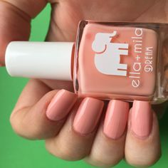 lakier do paznokci ella+mila Bubble Trouble Manicure, Nails, Proposal, Bubbles, Nail Polish, Beauty, Nail Bar, Finger Nails, Beleza