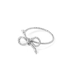 FORGET ME NOT RINGS   Forget Me Knot Ring, Jewelry   UncommonGoods