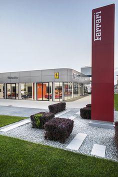 Ferrari Katowice, Showroom & Service – Katowice, Poland, EU | Fortebis Group