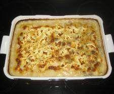 Rezept Variation von Kartoffel-Hackauflauf mit Feta von christophmatthes - Rezept der Kategorie Hauptgerichte mit Fleisch