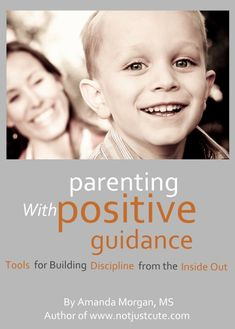 Parenting with Positive Guidance by Amanda Morgan    Highly recommend for those that would like to focus on bringing peace to the whole family.