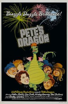 Pete's Dragon Theatrical poster