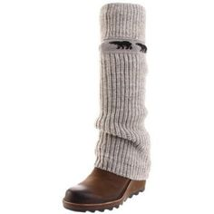 Sorel (someone show these to my hubby, must have for XMas!!)