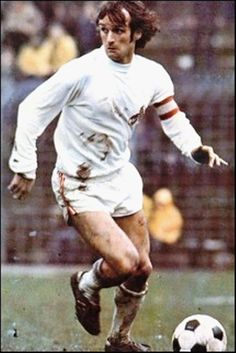 Wolfgang Overath, Colonia.