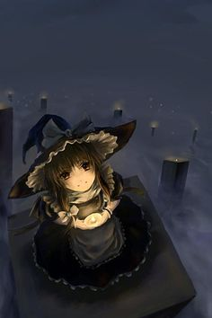 Marissa the Witch