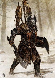 """Uruk hai El nombre """"Uruk-hai"""" está formado por Uruk, que en lengua negra significa orco en relación a la palabra """"Urko"""" del lenguaje Quenya inventado por Tolkien, y hai que significa """"gente"""" o """"pueblo"""". Entonces se puede traducir """"Uruk-hai"""" como pueblo Orco. Existe un término similar: """"Olog-hai"""" (pueblo Troll), utilizado para una clase de trolls especialmente fuertes y capaces de soportar la luz del sol. Peligro 8-9"""