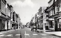 Kerkstraat Veendam (jaartal: 1960 tot 1970) - Foto's SERC