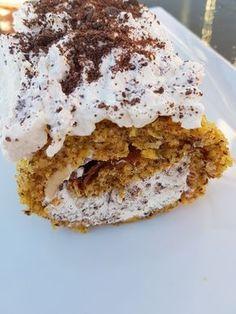 Baking Recipes, Cake Recipes, Norwegian Food, Danish Food, Pudding Desserts, Something Sweet, Sweet And Salty, Pavlova, Let Them Eat Cake