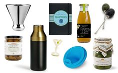 9 Great Gifts for Martini Lovers