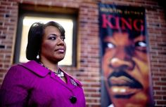 """""""Martin Luther King Jr.'s daughter says message of nonviolence as vital as ever -- Bernice King, chief executive of the King Center in Atlanta, recalls a sobering statement from her father: 'The choice is no longer between violence and nonviolence, but nonviolence and nonexistence.'"""""""