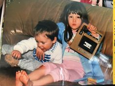 BASTILLE (@bastilledan) | Twitter | Dan and his sister.