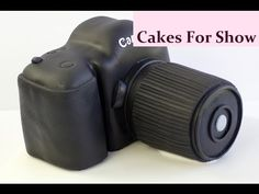 This camera cake was surprisingly simple to make. Ideal for the budding photographer. I began with an square cake. Music - Your call - Kevin MacLeod (inco. Camera Cakes, Simple Camera, Cake Youtube, Square Cakes, Sponge Cake, Cake Tutorial, Cake Decorating, How To Make, Kevin Macleod