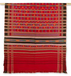 Shop unique, award-winning Artisan treasures by NOVICA, in association with National Geographic. Each original piece goes through a certification process to guarantee best value and premium quality. Cotton Throws, Shades Of Black, Fair Trade, Textile Art, Bohemian Style, Festive, Textiles, India, Pattern