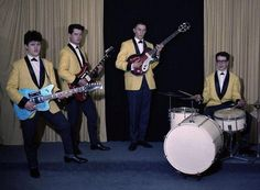 THE PLAYING ROCKETS 1963