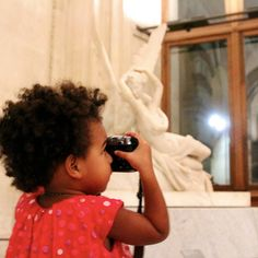 Beyoncé, Jay Z and Blue Ivy Display Their Artistic Sides During Family Visit to Paris Museum | E! Online Mobile