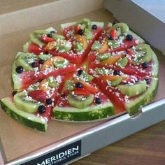 Epic Fruit Pizza