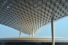 Massimiliano and Doriana Fuksas, Shenzhen Bao'an International Airport, Airport Expansion Terminal 3, Bao'an District, China