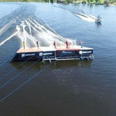 Water ski jump handles - Chain of records