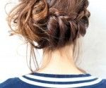 side plait