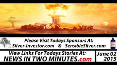 #Fuck main stream news bullshit...News In Two Minutes - 06-02-2015 - MSM Propaganda - Nuclear Exchange - M...