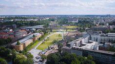 Park am Gleisdreieck - Westpark by Atelier LOIDL