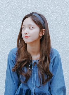 Korean Hairstyle Long, Korean Haircut, Korean Hairstyles, Fashion Hairstyles, Mode Ulzzang, Ulzzang Korean Girl, Korean Girl Photo, Cute Korean Girl, Hairstyles With Bangs