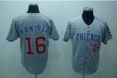 http://www.xjersey.com/cubs-16-aramis-ramirez-grey-jersey.html Only$34.00 CUBS 16 ARAMIS RAMIREZ GREY JERSEY #Free #Shipping!