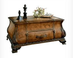 World Traveler Bombe Traditional Cocktail Trunk (World Traveler Bombe Cocktail Trunk), Brown, Butler Specialty Trunk Table, Table 19, Dining Table, Sofa End Tables, Coffee Tables, Low Tables, Decorative Trunks, Tuscan Decorating, Decorating Ideas