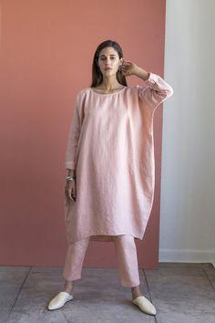 Rachel Craven Short Cocoon Dress in Dusk