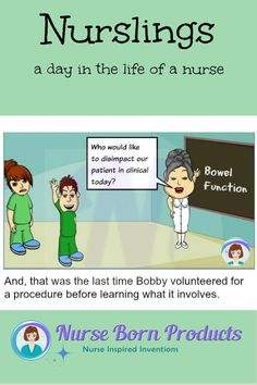 So true! Know what you are volunteering to do! nurseborn.com