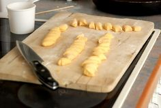 homemade #vegan sweet potato gnocchi