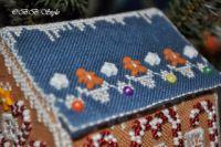 "Gallery.ru / asdfgh2 - Альбом ""Victoria Sampler Gingerbread Stitching"""