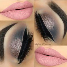 Smokey pink