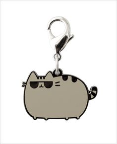 Pusheen Zipper Pull