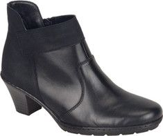 125.00 shoebuy Rieker-Antistress 77171 - Schwarz with FREE Shipping & Exchanges. Ankle boot with zipper closure, leather lining, lightly padded footbed, and