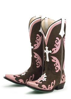 Lane Boot Grace Pink