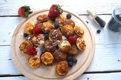 I Love Health | Healthy Dutch poffertjes | Food diary health lover Hannah Vreugdenhil | http://www.ilovehealth.nl