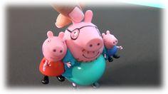 Peppa Pig in italiano. Un enorme ragno segue Peppa. Peppa Pig e cavalli