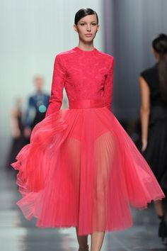Lainey Gossip Entertainment Update|Christian Dior RTW Fall 2012 collection #BrightIs