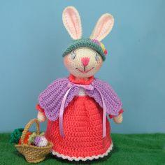 Rosalee Rabbit - Thank you Sue Pendleton! Free Pattern