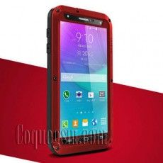 Anti-cassé rouge cadre coque rigide de protection pour Samsung Galaxy Note 4 Galaxy Note 4, Accessoires Samsung, Smartphone, Notes, Slipcovers, Red, Report Cards, Notebook