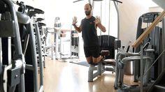 Μια σειρά από παλιές, κλασικές  σιδεράδικες  ασκήσεις για όλο το σώμα.