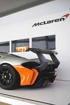 Mc Laren P1 GTR