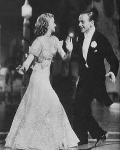 Ginger Rogers sparkly dress - Top Ha The sparkle looked so gorgeous on film, I wonder what materials it was made out of!?