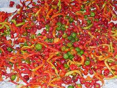 Vegetables, Red Peppers, Veggies, Vegetable Recipes