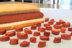 Hot dog bites