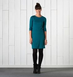 The Horny Toad Nixi Dress is a simple, yet sophisticated dress. The low slung waistband on this dress hits at just the right spot on any figure and gives this dress an extra bit of panache. Toad And Co, Sophisticated Dress, Sustainable Fabrics, Stitch Fix Stylist, Got The Look, Outdoor Outfit, Comfortable Outfits, Black Media, Fashion Brands